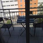 Balkon, Aussicht