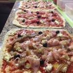 La Pizza del Melo