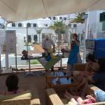 Demostración de mojo Canario - Día de Canarias