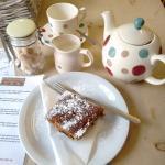 Nice tea & cake