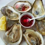 Those wonderful Malpeque oysters!