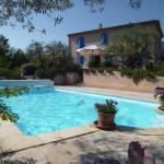 Maison d'hôtes et piscine chauffée