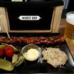Wurst Bar Harmica Foto