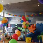 The Kidz & Co soft play cafe