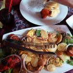 kebab platter 2