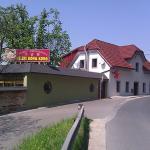 Restaurant front side