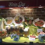 offerings at Kirin City Shinkyogokuten
