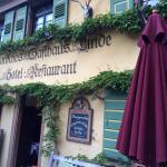 Außenansicht, Umgebung, Terrassenansichten, Gaststube/Restaurant, Rumpsteak mit Spargel, Kalbsle