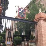 Gran Iglesia, donde paro Isabel la Catolica en su ultimo viaje ya fallecida a Granada, y museo d