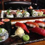Super sushi and sashimi
