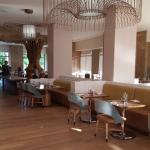 Inside Main Dining Room