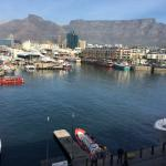 View of Table Mtn & harbor from Room 233