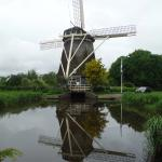 Picture from our Windmill Tour with Rolf. Very picturesque.