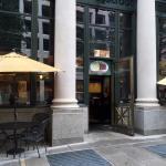 1. cornerstone cafe