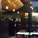 3. cornerstone cafe- entrance