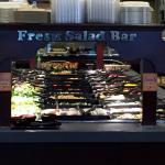 8. Salad Bar