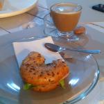 Café LaLola. Especialidades en comida sana y rica. El personal es muy atento y agradable. Totalm