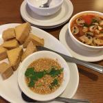 Bangkok Kitchen: Fried Tofu and Tom Yum Soup
