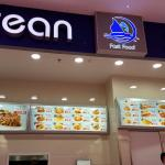 Ocean Seafood: Food court