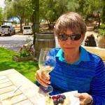 Picnic and delicious Wine