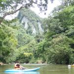 Photo de The Rucksack Rainforest Kayaking