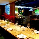 享受精緻的用餐環境與細心服務
