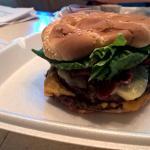 Take a look at this burger !