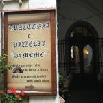 Trattoria e Pizzeria da Meme Foto