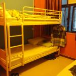 3 beds in female dorm (3dr floor)