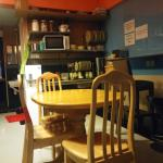 kitchen / common room