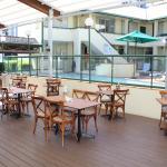 Deck & Motel Pool