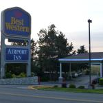 Foto de BEST WESTERN Airport Inn