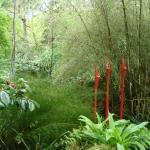 sculpture amongst foliage (no.1)