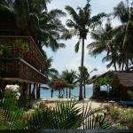 Bamboo House Beach Lodge & Restaurant Foto
