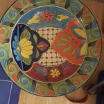 dishes/decoration