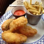 Cod & Salmon Goujons
