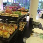 bufet sushi