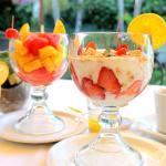 Desayuno Tropical Gratis