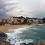 Beach at Calella de Palafrugell