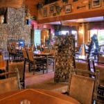 DC's Bar & Restaurant interior