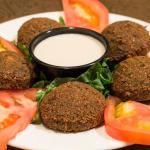 Maroosh Mediterranean Restaurant.