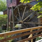 Waterwheel Restaurant from outside