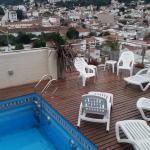 Vista desde piscina
