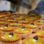 Green Tea Cheese Tart