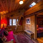 Cabin #9 Interior