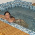 Hidro/piscina del spa