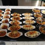 International dishes