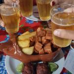 petiscos e cerveja!!!