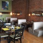 Enjoy fine dining in our beautiful rustic, yet upscale decor.