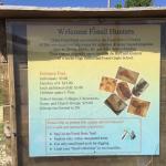 Fossils at Wheeler High School Foto